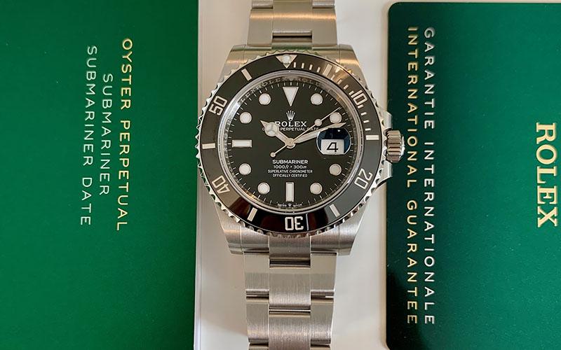 Rolex Submariner Date 904l Steel Swiss Movement Replica Ref:126610lv Watch Review