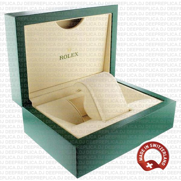 Rolex Wood Box Sets Complete Watch Boxes   Deep Replica