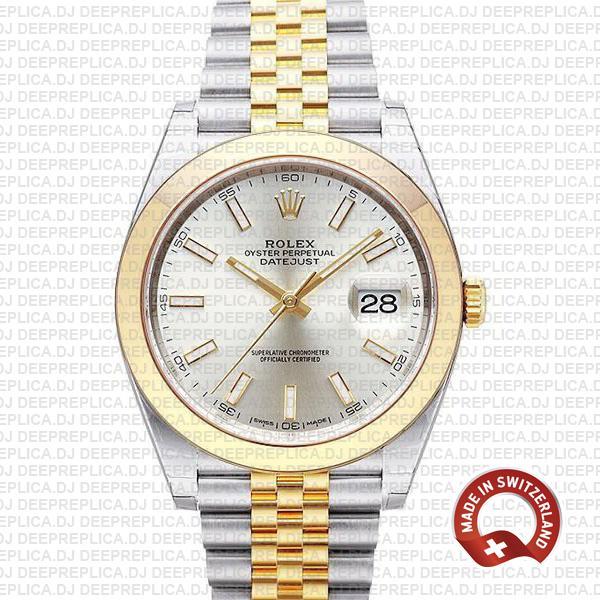 Rolex Datejust 41 Jubilee Two-Tone | Best Rolex Replica Watch