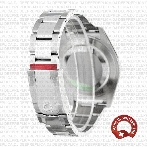 Rolex Datejust Ii Steel 41mm Swiss Replica