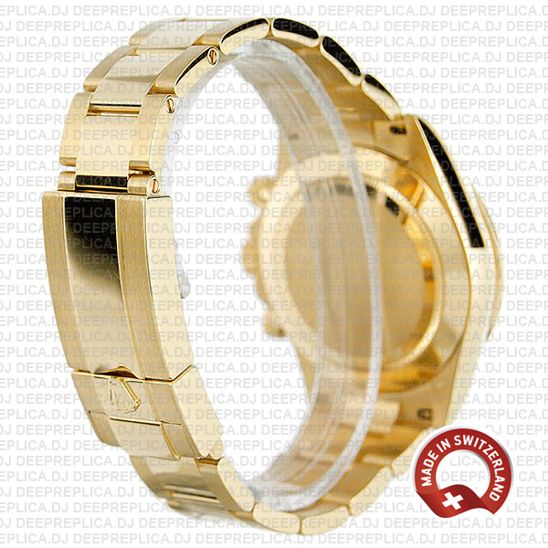 Rolex Daytona Gold 40mm Replica