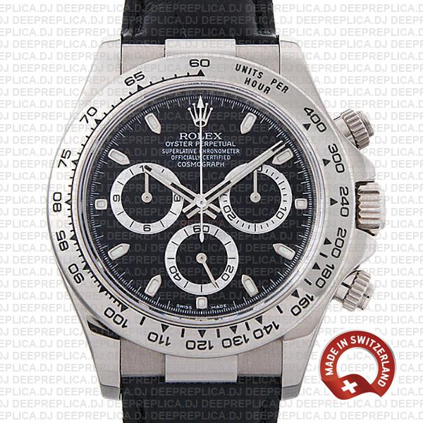 Rolex Daytona Vintage Paul Newman 904L Stainless Steel, Green Dial 40mm with Oyster Bracelet