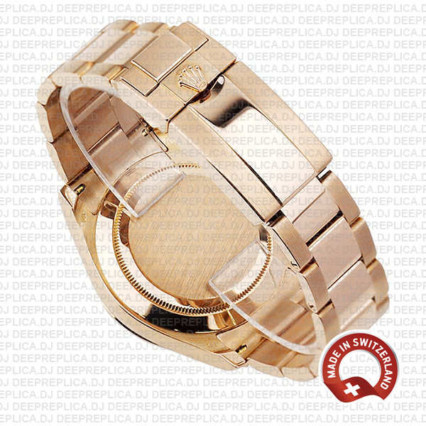 Rolex Daytona Rose Gold Black 40mm
