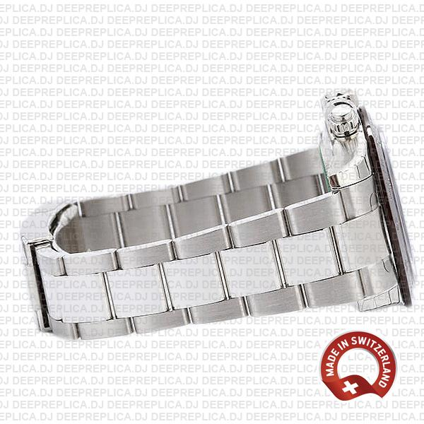 Rolex Daytona Platinum Ice Blue Dial 40mm Rolex Replica Watch