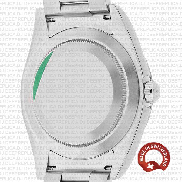 Rolex Explorer Black Dial 39mm Best Swiss Replica Watch