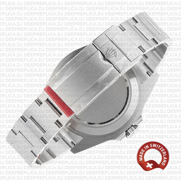 Rolex Explorer Ii White Dial 904l Steel 42mm 216570 Swiss Replica Watch