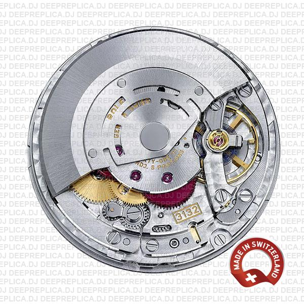 Swiss Clone Movement Rolex 3132