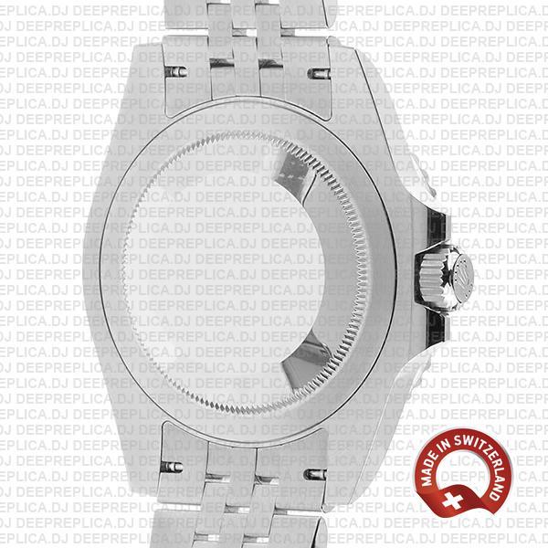 Rolex Gmt Master Ii Steel Jubilee