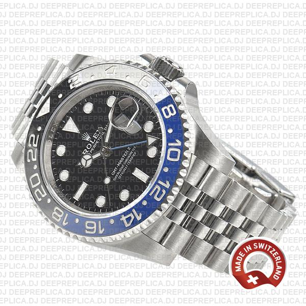 Rolex GMT-Master II Batman Ceramic Bezel Top Replica Watch