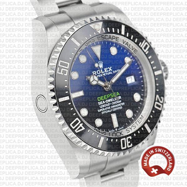 Rolex Sea-Dweller Deepsea D-Blue High Quality Rolex Replica