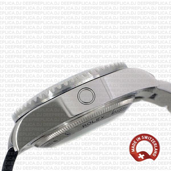 Rolex Deepsea D Blue Ss 44mm 116660 Swiss Replica