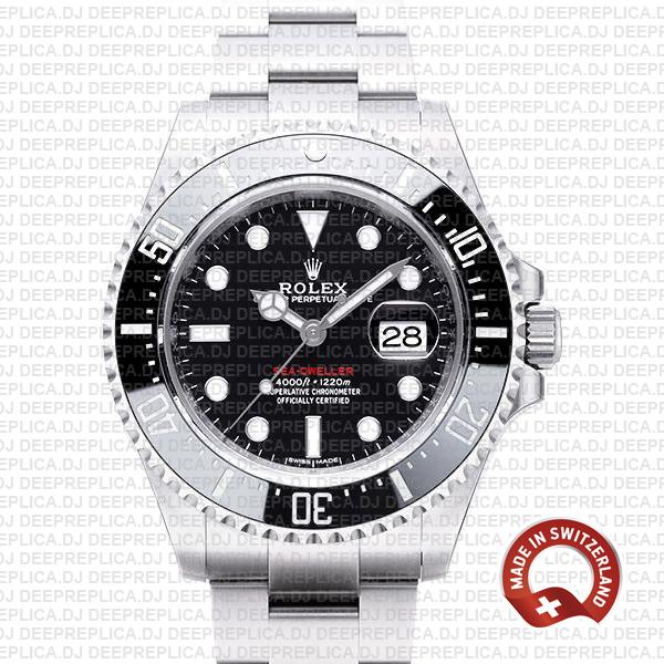 Rolex Sea-Dweller Stainless Steel | Best Replica Date Watch
