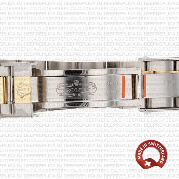 Rolex Submariner 2 Tone Ceramic 40mm 116613