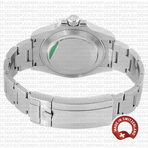 Rolex Submariner Date 904l Steel Black Dial Ceramic Bezel 41mm 126610ln Swiss Replica Watch