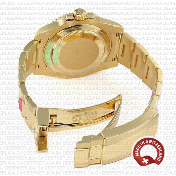 Rolex Submariner Gold Ceramic 40mm 116618