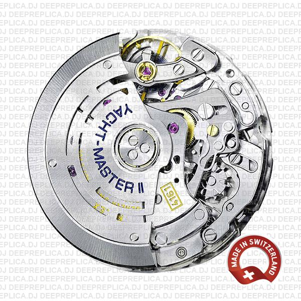 Rolex 4161 Swiss Cloned Movement Eta Valjoux 7750 Base