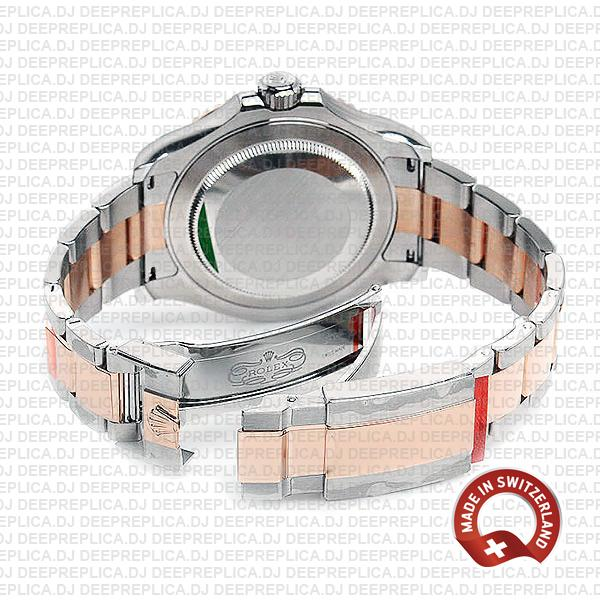 Rolex Yacht Master 2016 Rose Gold 2 Tone 40mm 116621
