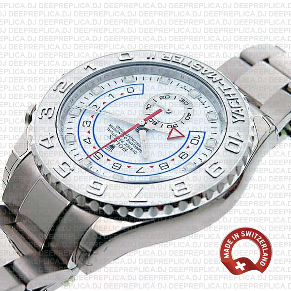 Rolex Yacht-Master II Platinum High Quality Replica Watch
