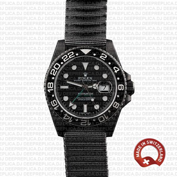 Rolex GMT-Master II Pro Hunter | Swiss Made Replica Watch